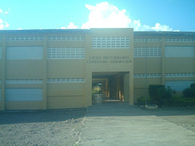 CENTRO EDUCATIVO CAYETANO GERMOSEN